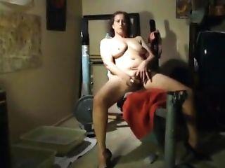 Wifey Masturbating