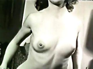 Glamour Nudes 637 1960's - Scene Six