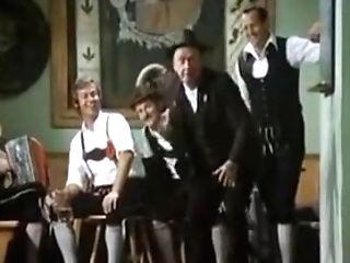 Hookup Comedy Jokey German Antique Three