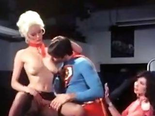 Antique Superman Hook-up