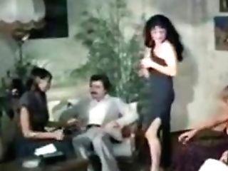 Dominique Saint Claire - Flirt Dangereux Scene 1(gr - Two)