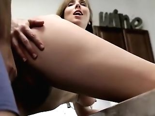 Fuck The Nice Teenager In The Kitchen