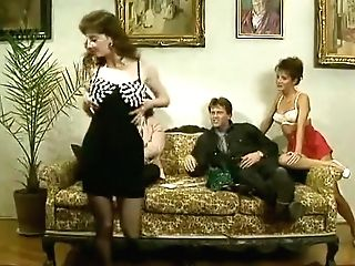 Horny Unexperienced Fixation, Stockings Adult Clip