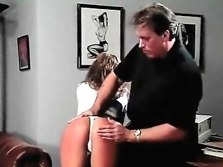 Hank Armstrong & Coral Sands From Raw T-t-shirt Models Spanked(1999)