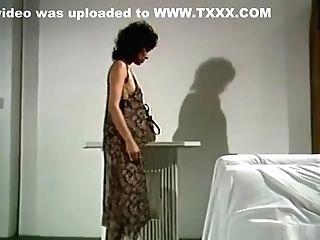 Best Superstar Janey Robbins In Amazing Antique, Black-haired Pornography Vid