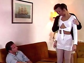 Wanda Luvs Backdoor Sex With A Porno Director And His Camerist