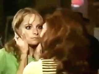 Claudia Jennings Stripped In Bar By A Group Of Women In Unholy Rollers 1972