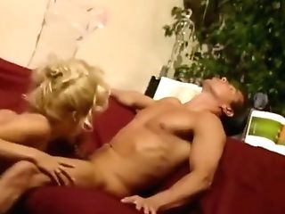 Lana Sands Takes A Massive Facial Cumshot From Peter North In Classical Orgy!