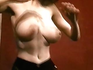 Natural Woman - Antique 60s Gigantic Tits Striptease