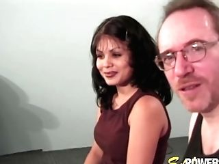 Charming Stunner Daisy Fed Casting Agent Jizm After Banging
