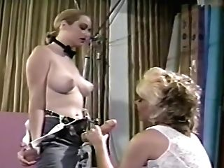 Tiffany & Susan - Antique All Girl Strap-on